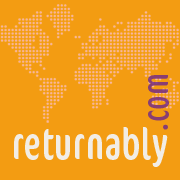 Returnably logo